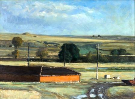 Есен край Кошарите