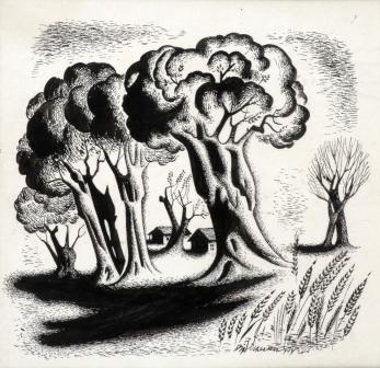 32 ВЛАДИМИР МАНСКИ - Стари Дървета