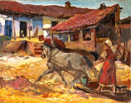 62 Никола Кожухаров - Орачка