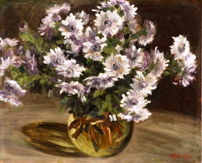 65 Евгения Михова - Ваза с цветя