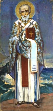 94 Господин Желязков - Св. Никола
