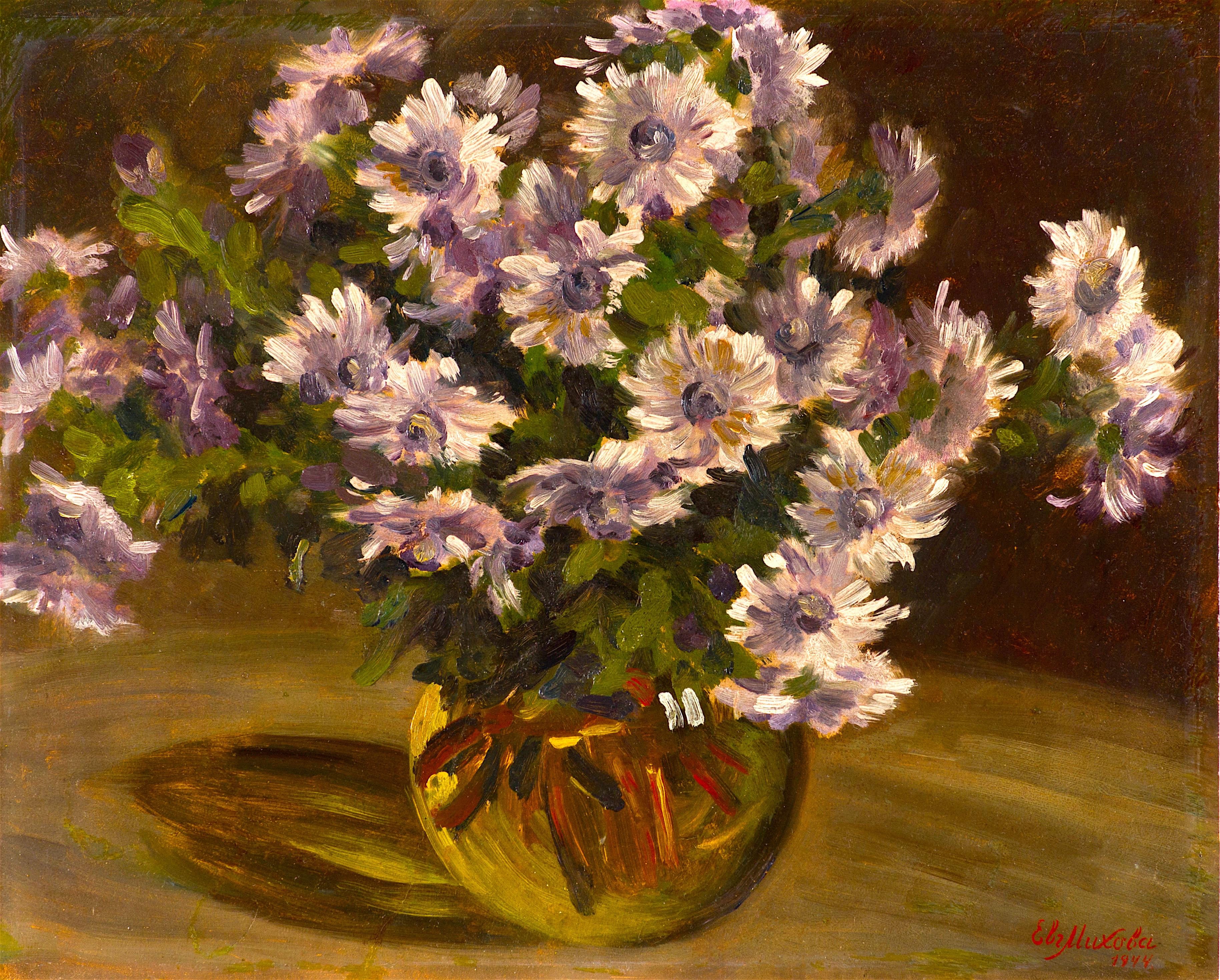 15 Евгения Михова - Ваза с цветя