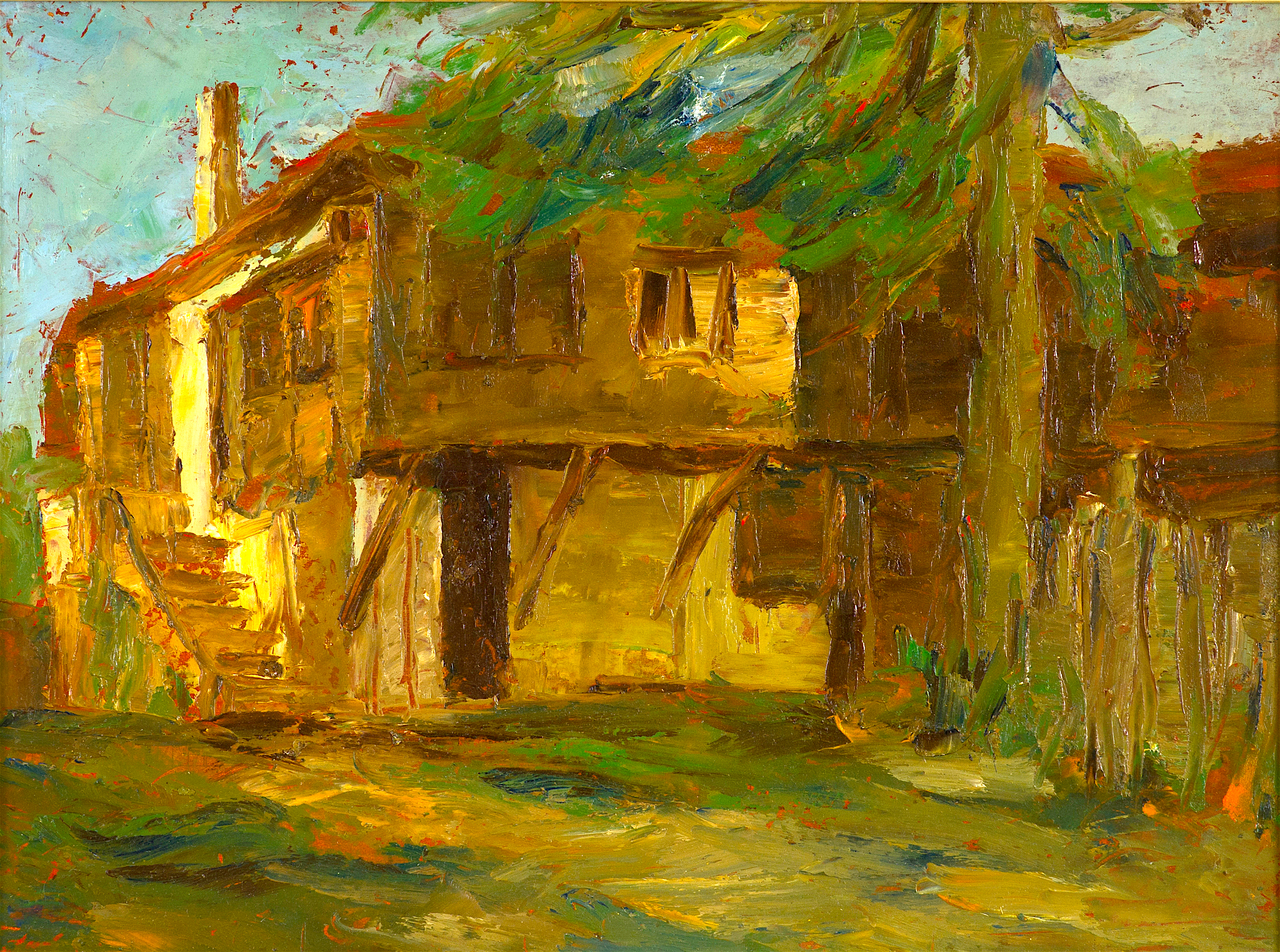 25 Живко Чолаков - Стара къща