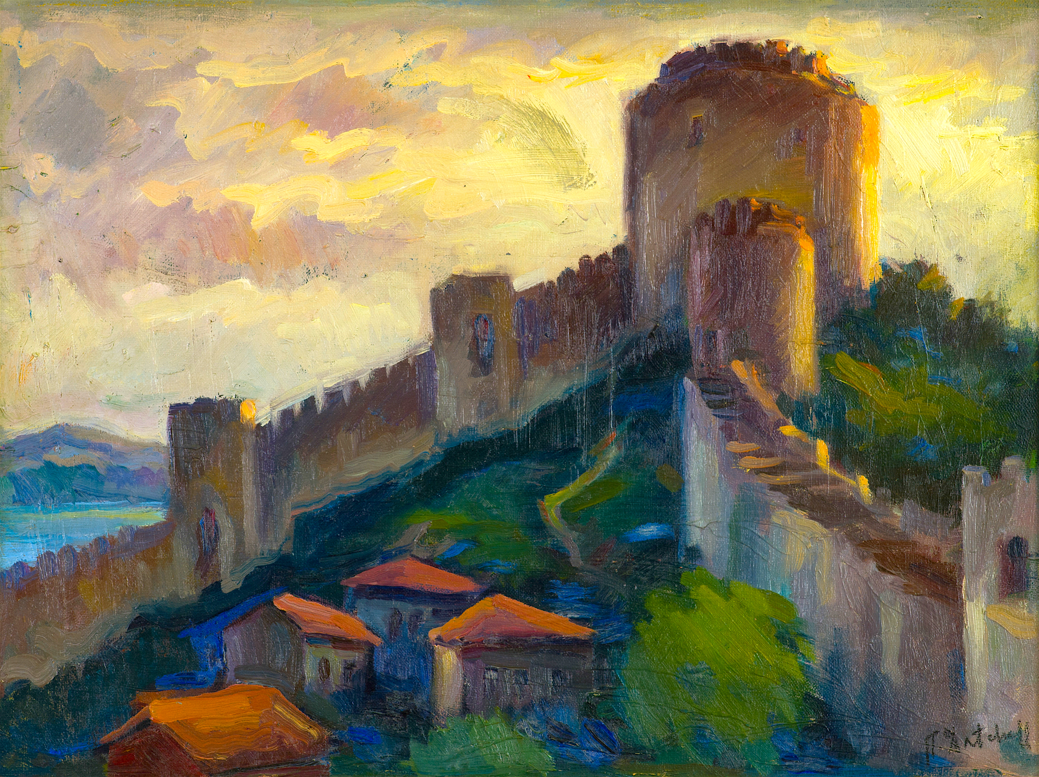 26 Петър Дачев - Цариград крепостта