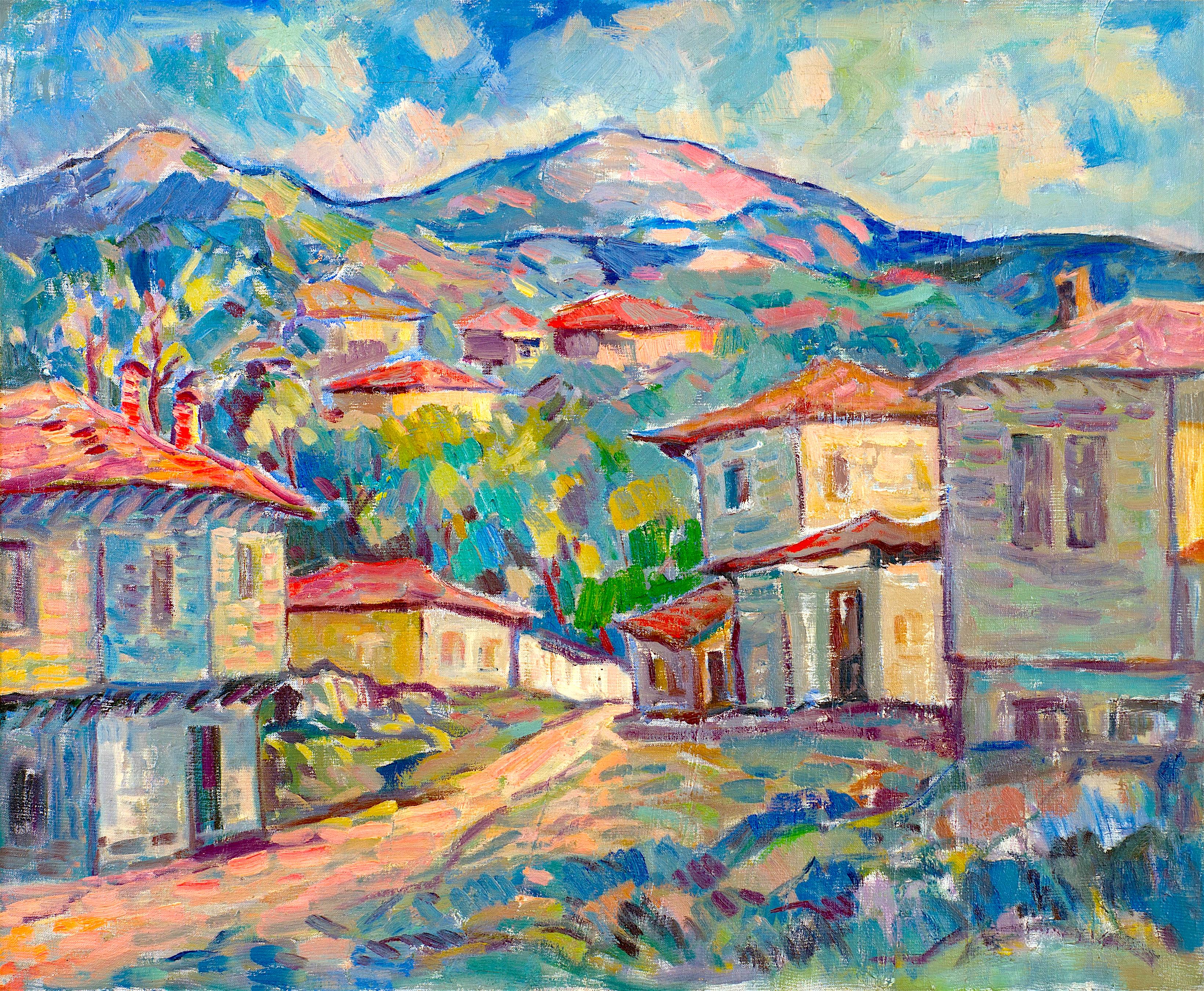 29 Здравко Александров - Планински къщи
