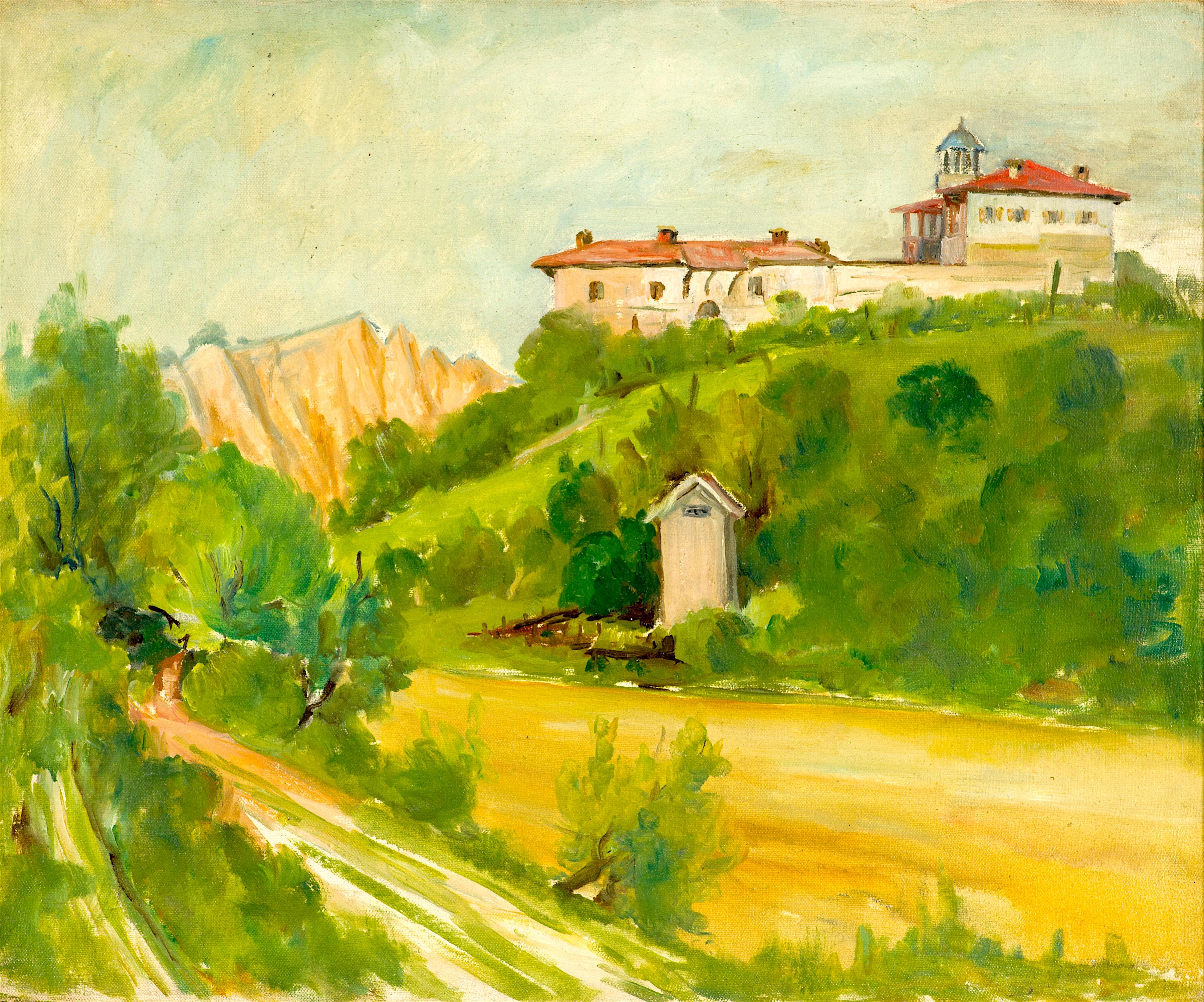 39 Димитър Кандимиров - Роженски манастир
