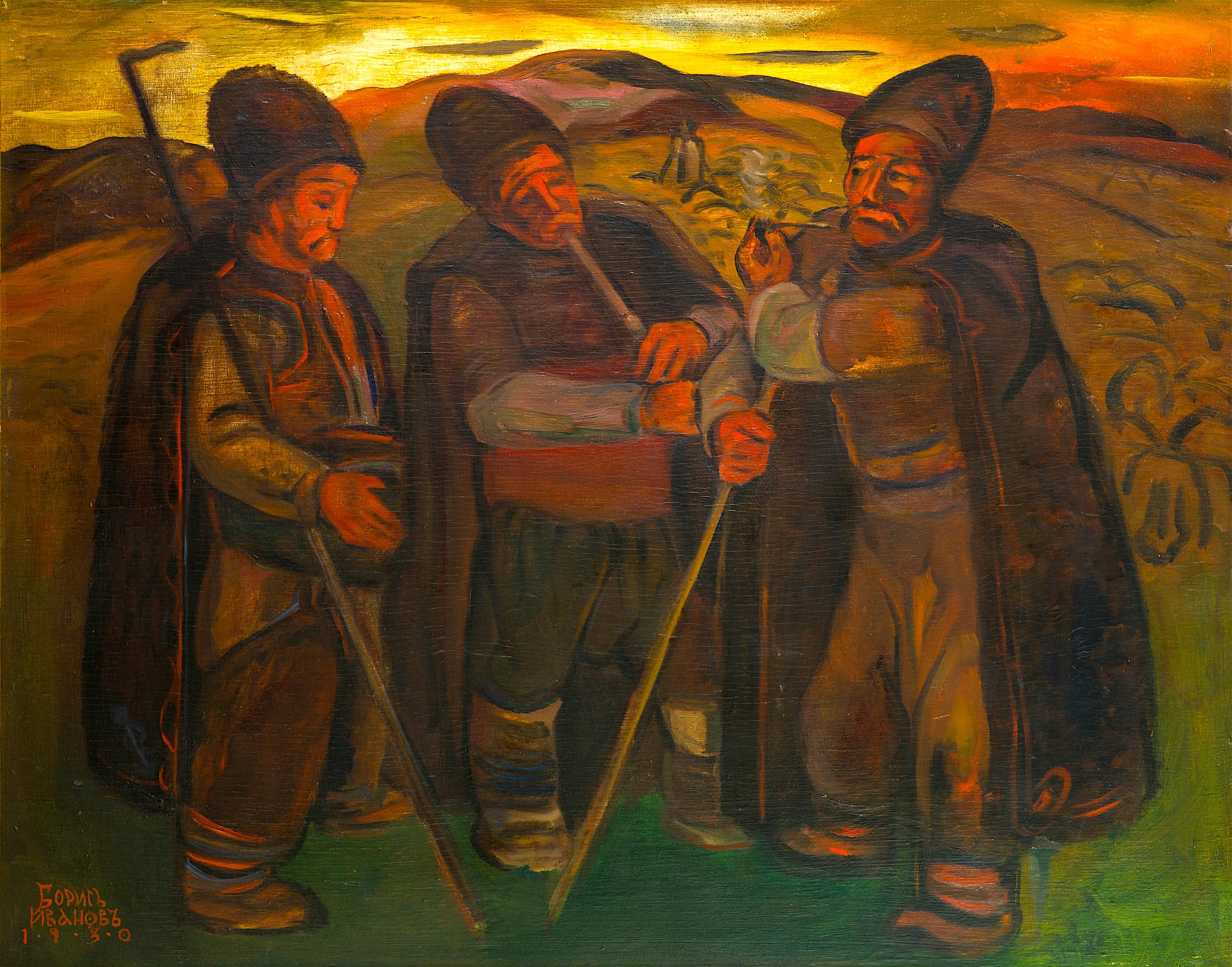 41 Борис Иванов - Овчари