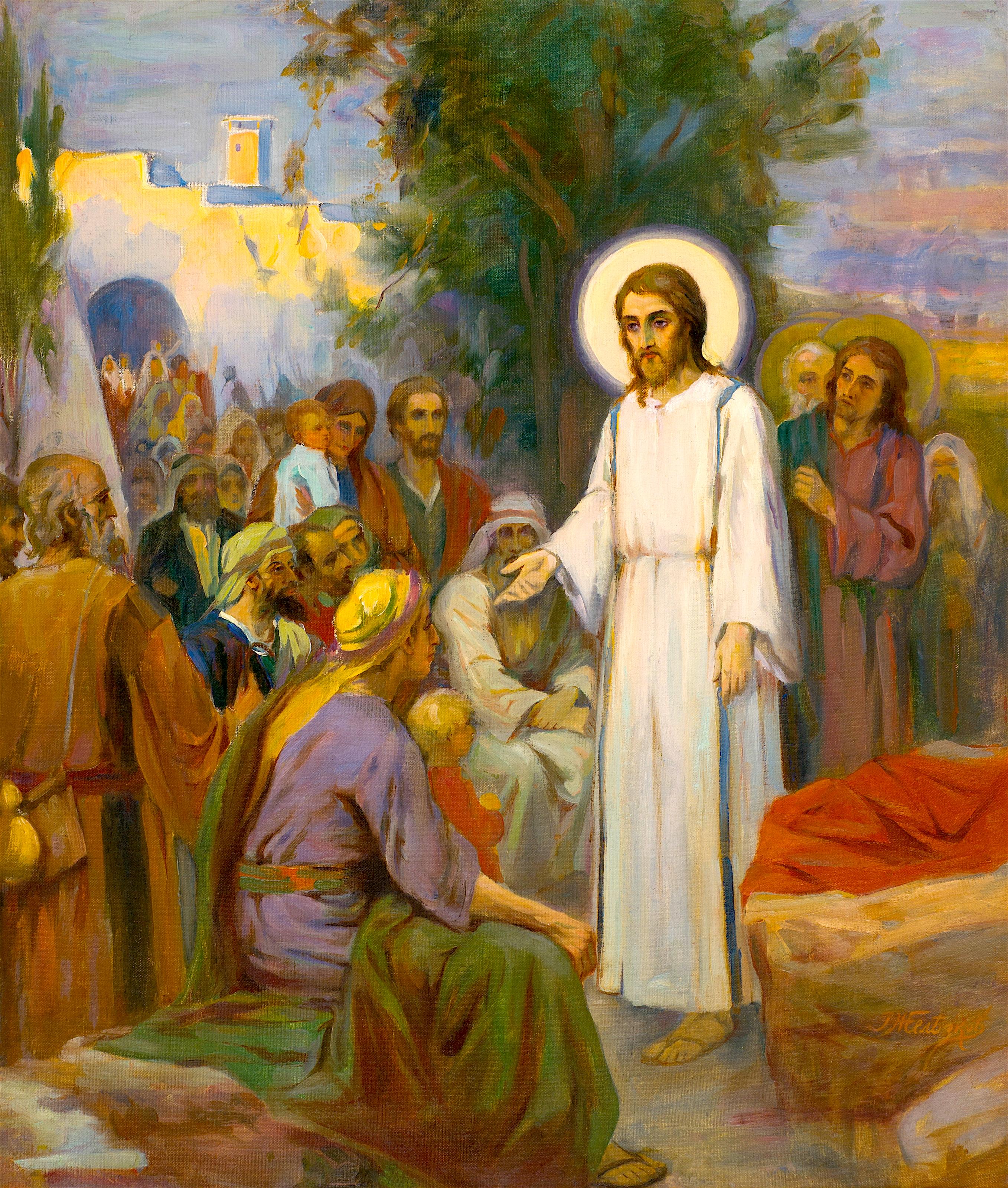 72 Господин Желязков - Библейски сюжет