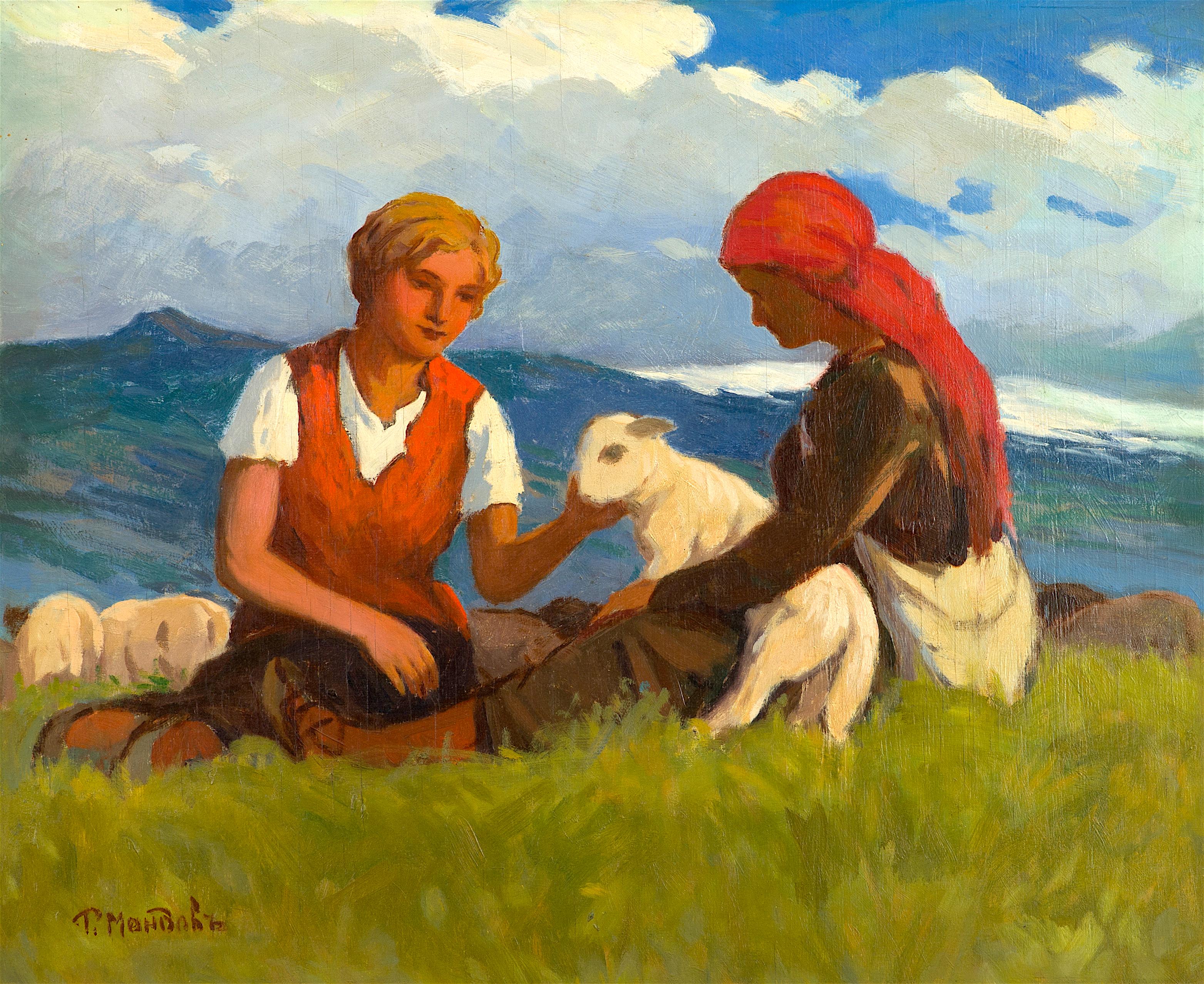 85 Радомир Мандов - Пастирки