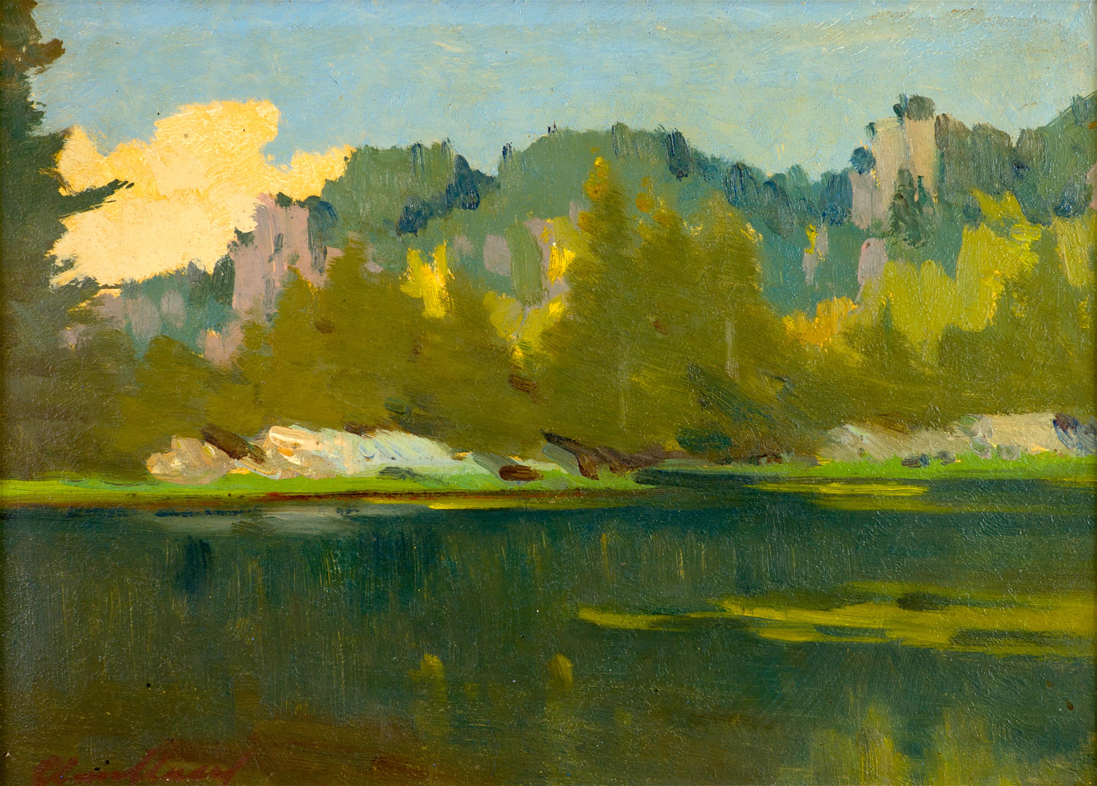 86 Атанас Михов - Езеро