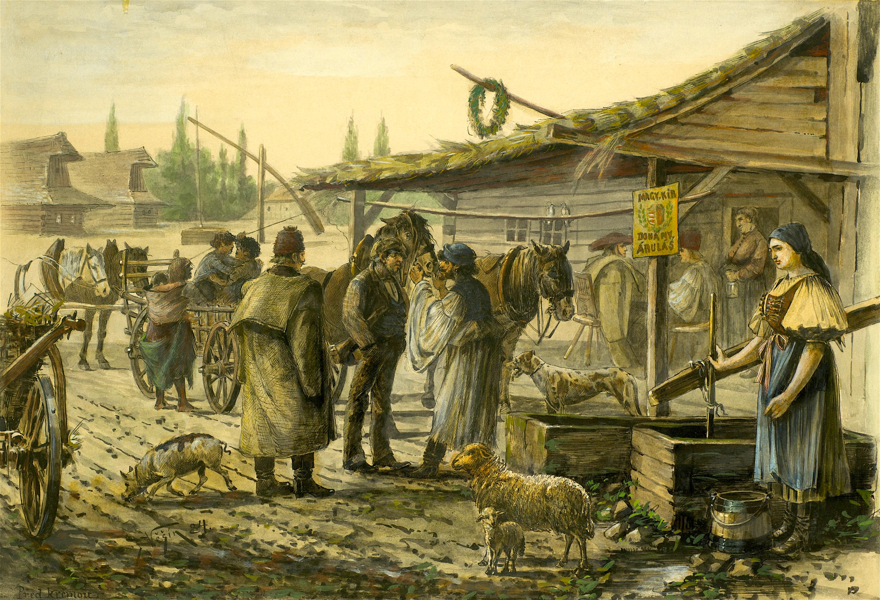 99 Ярослав Вешин - Пивница