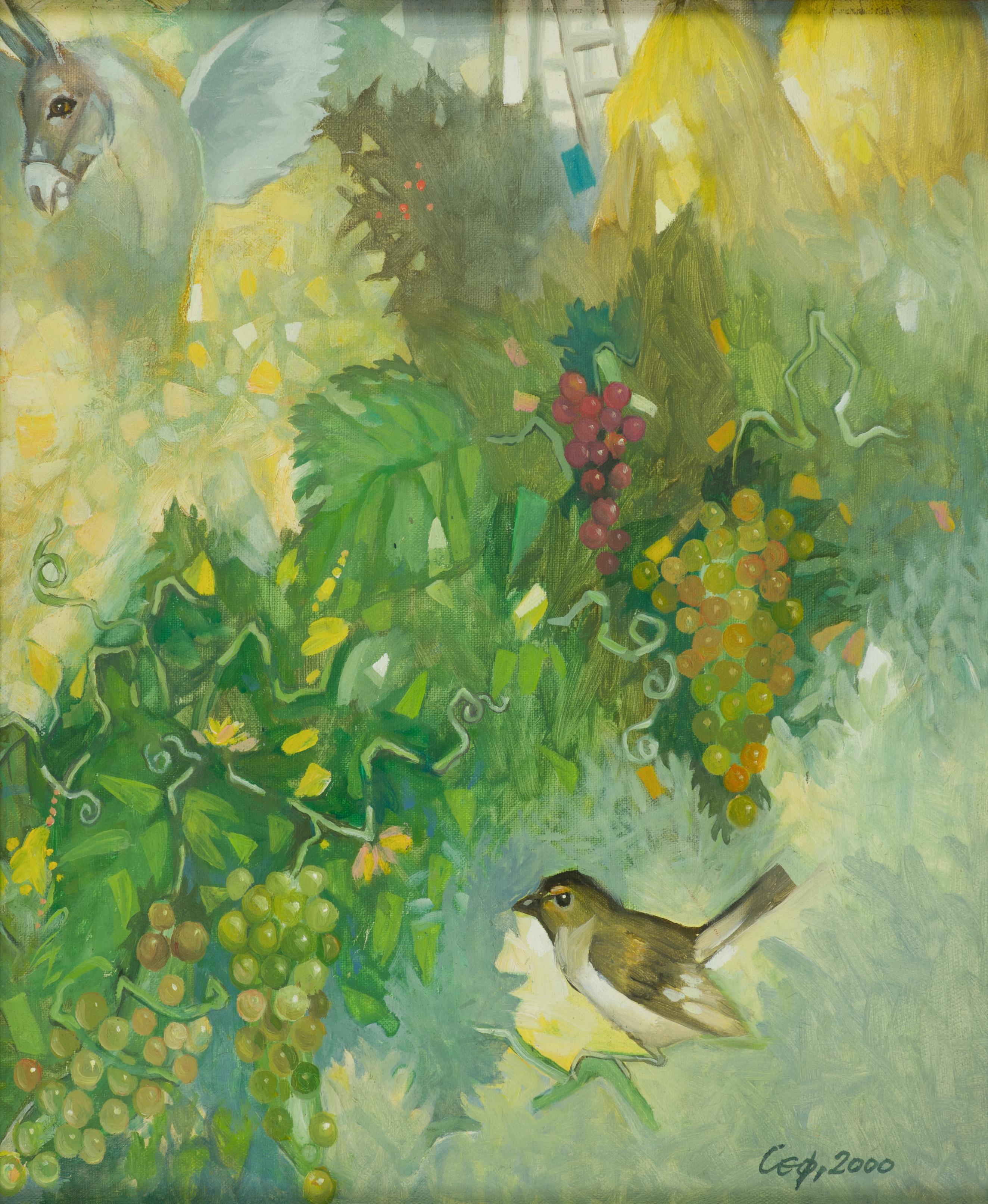Сули Сеферов - Птица, 2000г