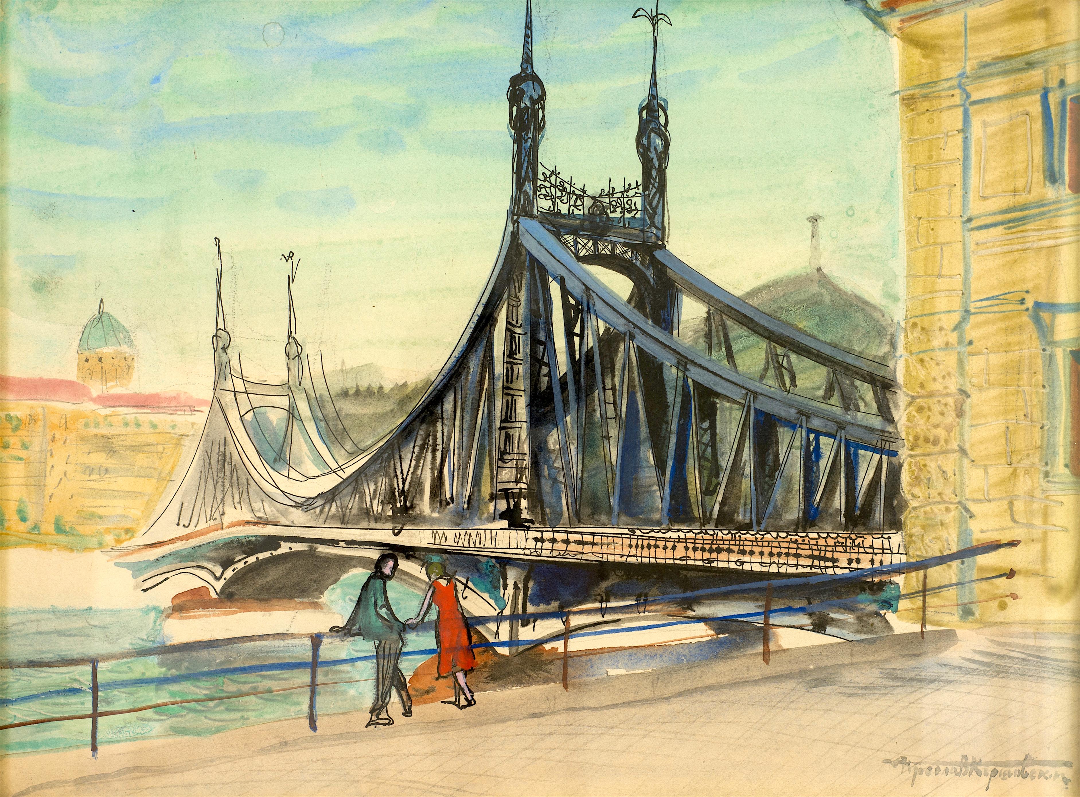 Преслав Кършовски - Будапеща