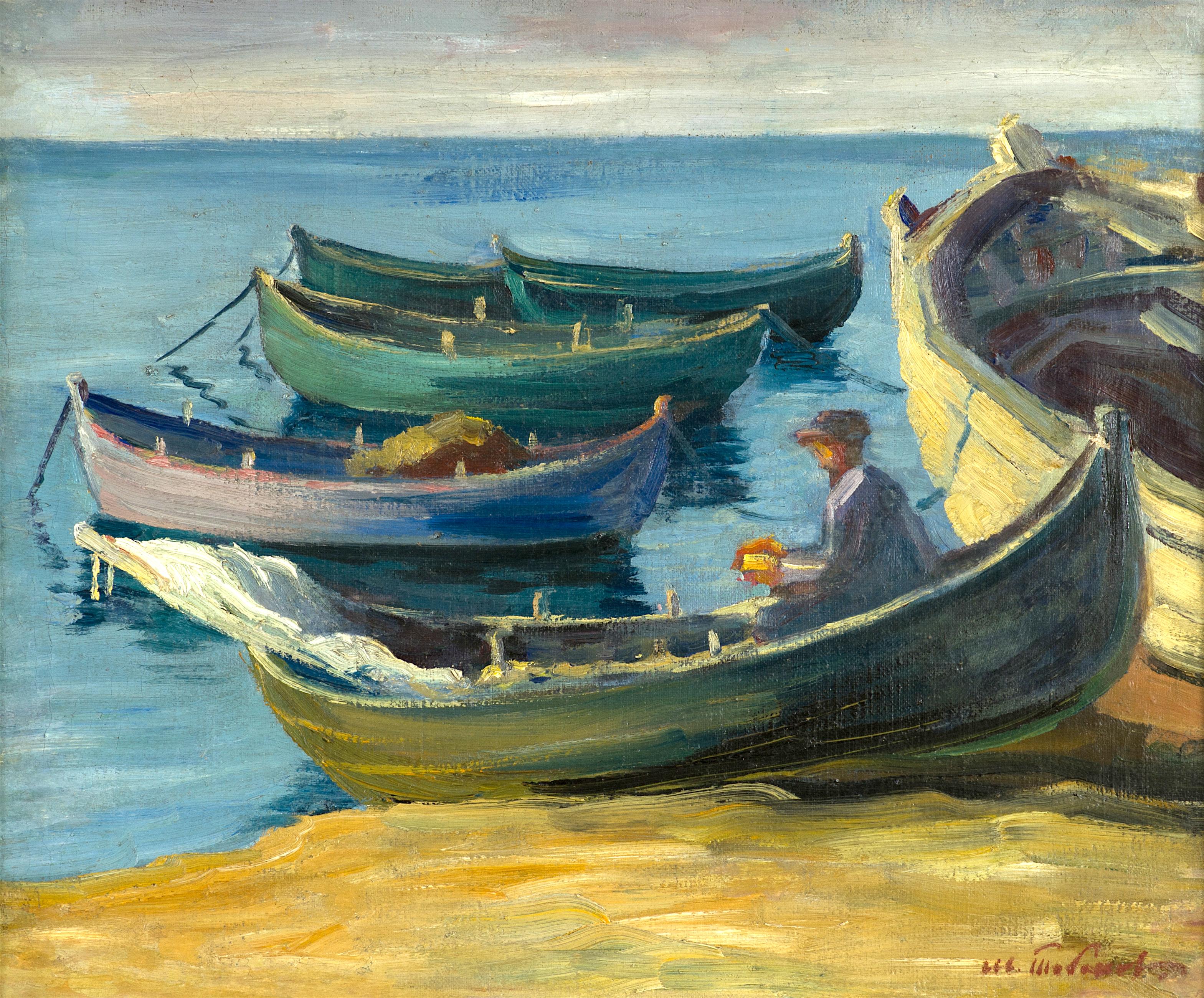 Иван Табаков - Лодки