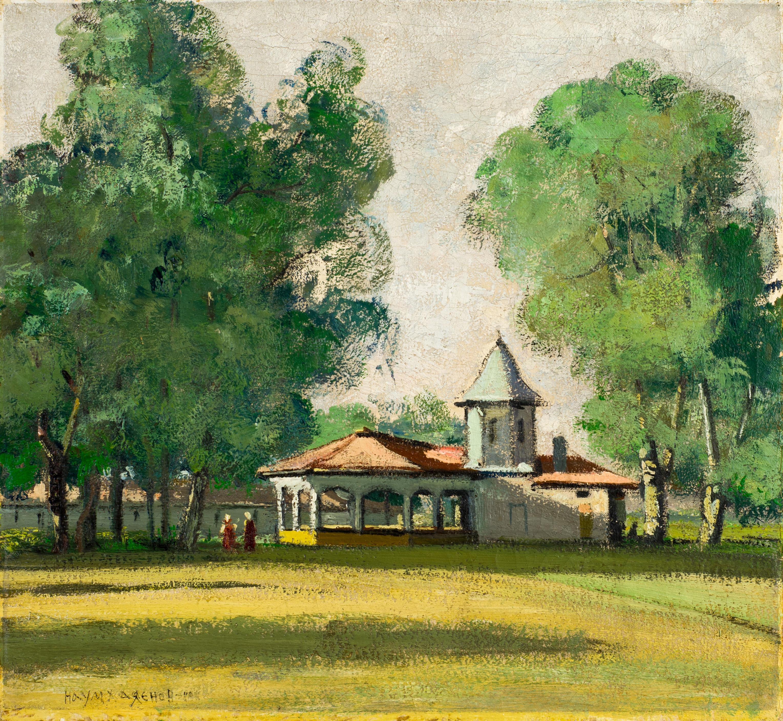 Наум Хаджимладенов, Бельовата църква