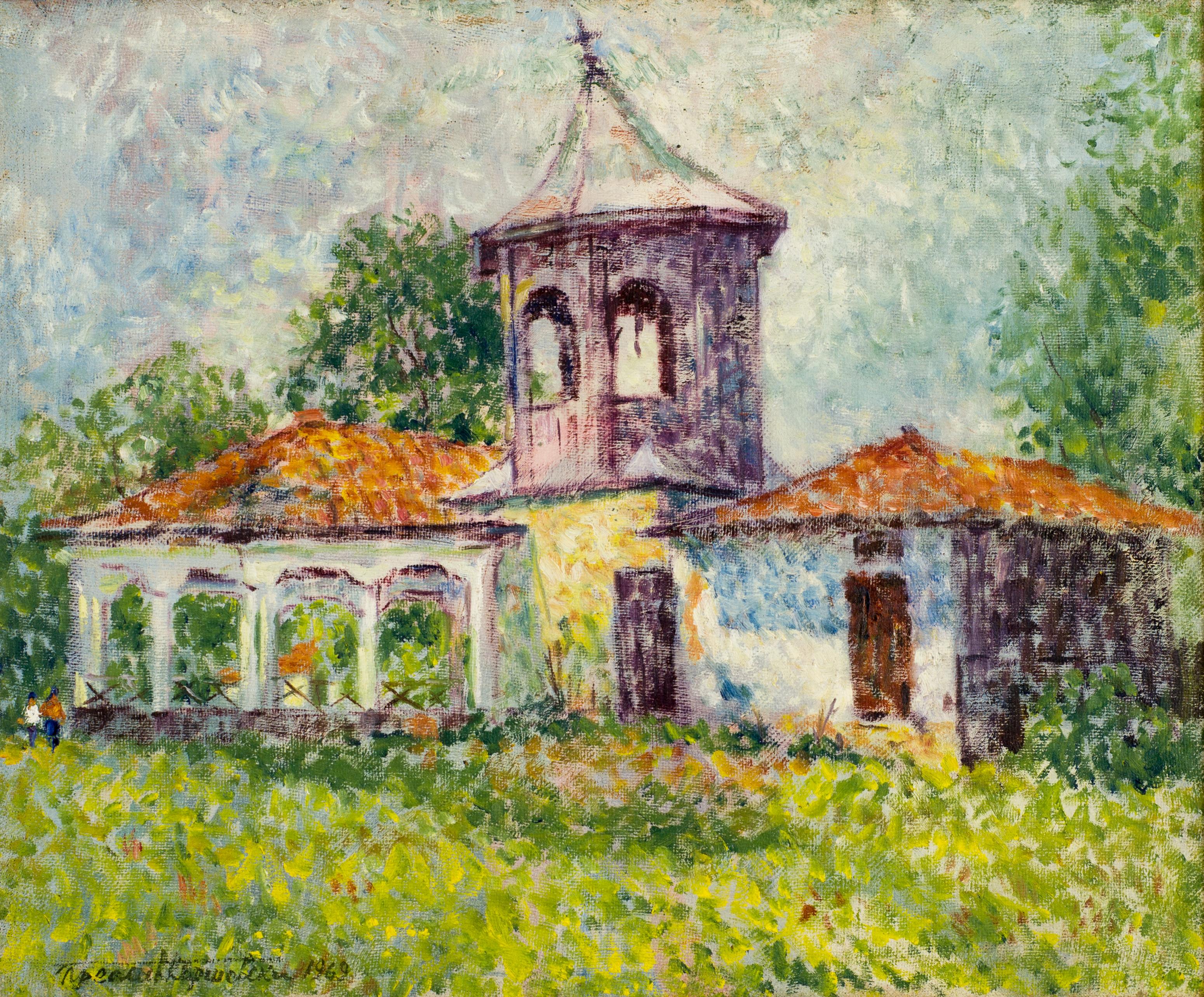 Преслав Кършовски, Бельовата къща