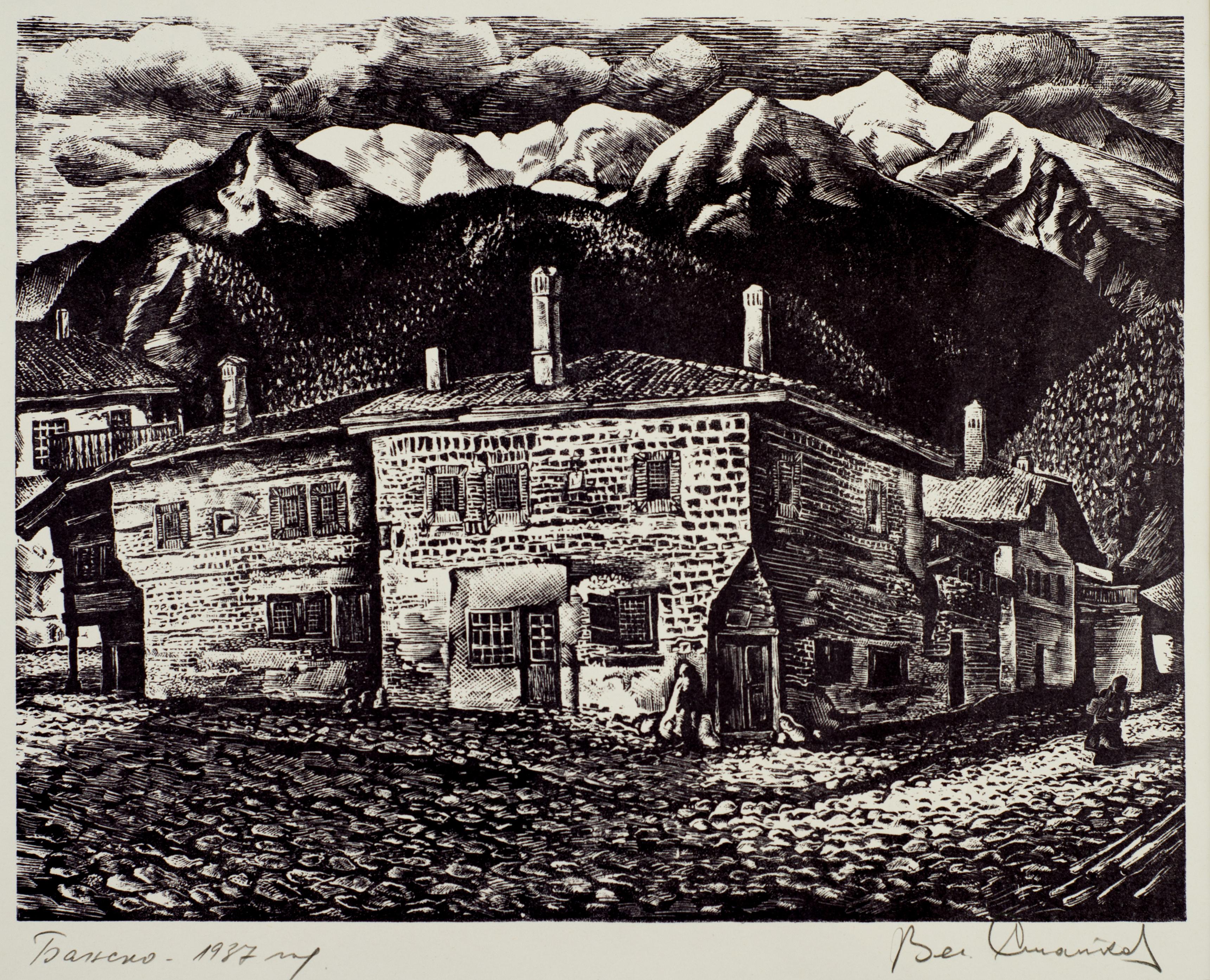Веселин Стайков, Банско